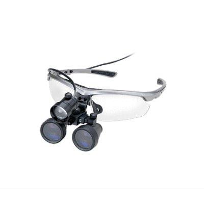 画像1: LED付双眼ルーペ ガリレアンルーペマルチセットII